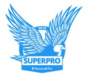Superpro badge Eagle Level1