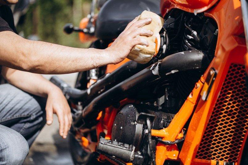 We detail Motorcycles too!