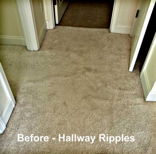 Befor Hallway Ripples
